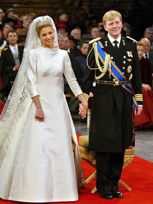 Princess Máxima Valentino Gown