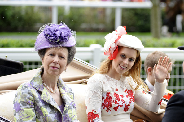 Princess+Beatrice+Royal+Ascot+2012+Day+3