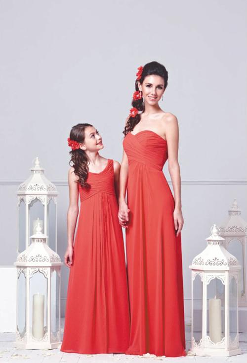 red-Bridesmaid-Dresses