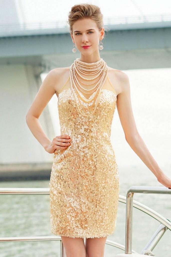 yellow Formal Dresses