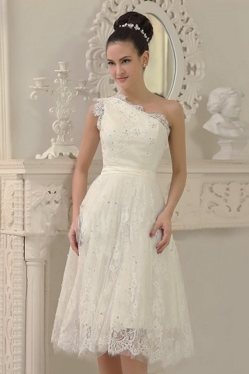 Buy short lace bridesmaid dresses Australia